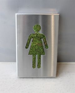 Toiletbord dames